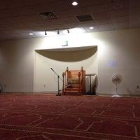 Photo taken at Louisville Islamic Center by Izzuddin I. on 11/26/2015
