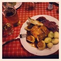 Photo taken at Restaurant Schrøder by Steinar K. on 10/4/2013