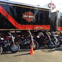 Photo taken at Orange County Harley-Davidson by Rob V. on 10/14/2012