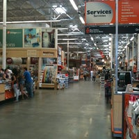 Photo taken at The Home Depot by Lucyn W. on 9/30/2012