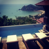 Photo taken at Pimalai Resort & Spa by Tony P. on 3/9/2013