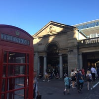 Photo taken at Covent Garden by Anika S. on 7/18/2016