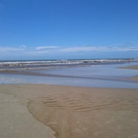 Photo taken at Praia do Barco by Luciano R. on 3/1/2014
