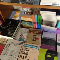 Photo taken at Livraria Vozes by Camila H. on 3/1/2013