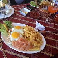 Photo taken at Restaurant La Bahía by Boogie M. on 10/25/2013