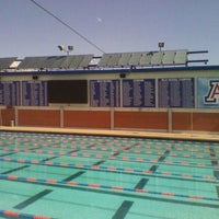 Photo taken at Hillenbrand Aquatic Center by sunny on 5/14/2013