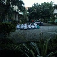 Photo taken at SMA Negeri 1 Surakarta by amelia imas v. on 2/13/2013