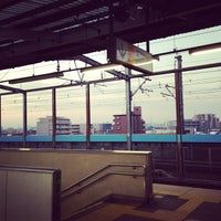 Photo taken at Toda-Kōen Station by takanoah on 1/16/2013