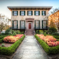 Photo taken at Andrew Low House Museum by Sorrel Weed House - Haunted Ghost Tours in Savannah on 7/11/2015