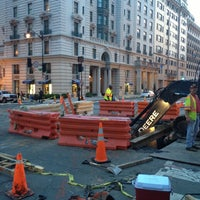 Photo taken at 14th Street Sinkhole by Dave S. on 5/23/2013