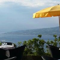 Photo taken at Panorama Resort Feusisberg by Dam L. on 5/25/2016