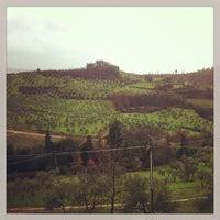 Photo taken at Castello di Nipozzano by Savva 🍷 E. on 3/18/2013