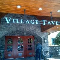 Photo taken at Village Tavern by Stacy V. on 9/19/2012