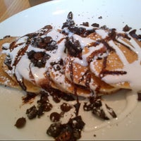 Photo taken at Wildberry Pancakes & Cafe by Stephanie S. on 2/17/2013
