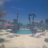 Photo taken at Costa Caribe Golf & Country Club @ Ponce Hilton Resort & Casino by Beth F. on 5/27/2014