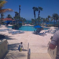 Photo taken at Costa Caribe Golf & Country Club @ Ponce Hilton Resort & Casino by Beth F. on 5/27/2013