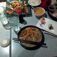 Photo taken at Tokyo Steakhouse & Sushi Bar by Jonathan R. on 10/7/2012