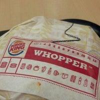 Photo taken at Burger King by Daud Tri Jatmiko A. on 7/17/2013