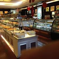 Photo taken at Holland Bakery by Hery G. on 2/17/2013