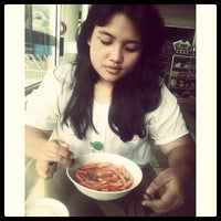 Photo taken at Airport Food Court by Indah D. on 3/28/2013