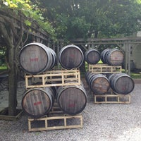 Photo taken at The Lenz Winery by __TR3V on 6/14/2014