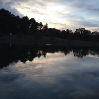 Photo taken at Lamar Park-Lake Patsy by Esra T. on 11/14/2015