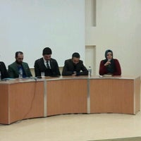 Photo taken at Çankırı Gençlik Hizmetleri ve Spor İl Müdürlüğü by Öznur K. on 12/23/2016