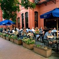 Photo taken at Cafe Saint-Ex by ThePurplePassport.com on 7/1/2013