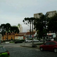 Photo taken at Setor Histórico De Curitiba by Toshiaki S. on 6/2/2013