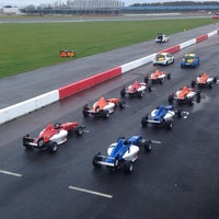 Photo taken at Silverstone Experience Centre by Dean L. on 1/19/2014