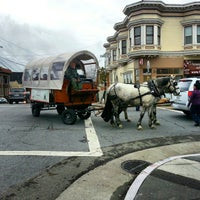 Photo taken at Noe Valley by merredith l. on 12/1/2012