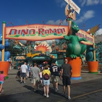 Photo taken at DinoLand U.S.A. by Carrie W. on 12/6/2012