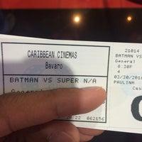 Photo taken at Caribbean Cinemas by Adid M. on 3/31/2016