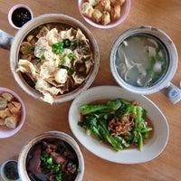 Photo taken at Kiang Kee Bak Kut Teh 强记肉骨茶 by Christina L. on 11/12/2016