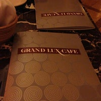 Grand Lux Cafe Aventura Happy Hour