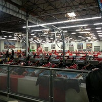 Photo taken at K1 Speed Carlsbad by Theo V. on 1/3/2013