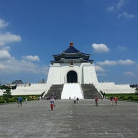 Photo taken at Chiang Kai-Shek Memorial Hall by Theo V. on 6/8/2013