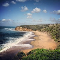 Photo taken at Bells Beach by travelformotion on 11/12/2012