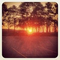 Photo taken at Ashbridge's Bay Park by Richard H. on 5/16/2013