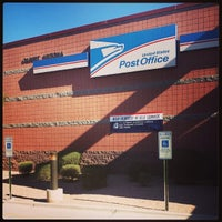 Photo taken at United States Post Office by Brandon B. on 12/26/2013