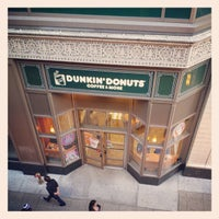 Photo taken at Dunkin' Donuts by Brandon B. on 9/24/2013