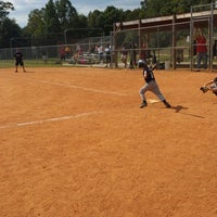 Photo taken at Odell Sports--Baseball Fields by Nicole L. on 9/28/2013