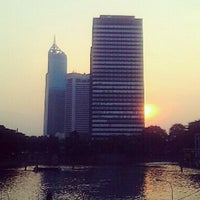 Photo taken at Four Seasons Hotel Jakarta by RizaL S. on 5/21/2015