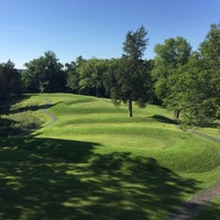 Photo taken at Serpent Mound by Andrew R. on 7/25/2015