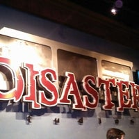 Photo taken at Disaster!: A Major Motion Picture Ride...Starring You! by Ama R. on 4/8/2013