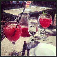 Photo taken at Tapeo Restaurant and Tapas Bar by Shardé M. on 7/27/2013