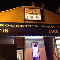 Photo taken at Crockett's Fish Fry by East Orange Y. on 11/15/2012