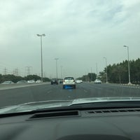 Photo taken at King Fahad Road by almukaimi46 .. on 11/6/2016