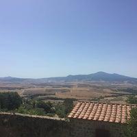 Photo taken at Pienza by Julie 🍭 B. on 7/21/2016