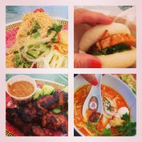 Photo taken at Satay Brothers by maria s. on 7/22/2013